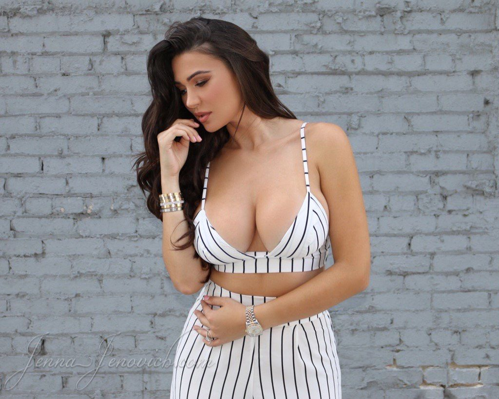 Hacked Jenna Jenovich naked (87 photos), Tits, Paparazzi, Twitter, lingerie 2017