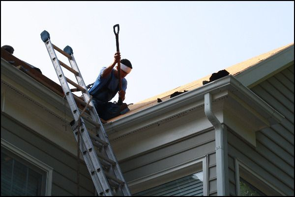 Below Are The 10 Tips and Guide for Fixing a Leaking Roof –  Think Safety First Whenever there is a roof leak, do not attempt to get the leak fixed immediately. Trying to do that while it is still raining or when the roof is covered with snow and ice is definitely not a great way to solve... - More Details @ http://www.usefulroofingtips.com/10-roofing-tips-and-guide/