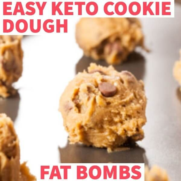 Easy Keto Chocolate Peanut Butter No-Bake Cookies! The Best Low Carb Keto Cookie #ketocookierecipes