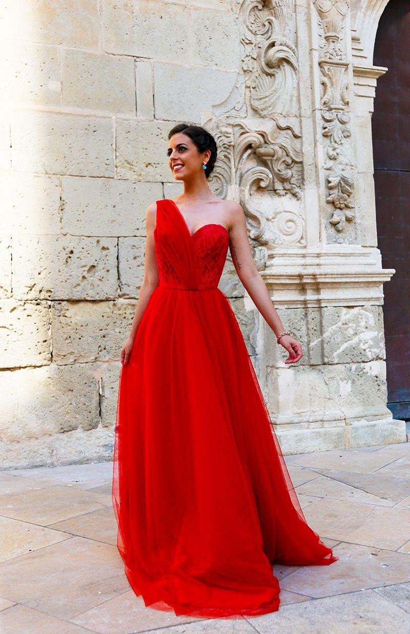 Silvia navarro vestidos de fiesta largos