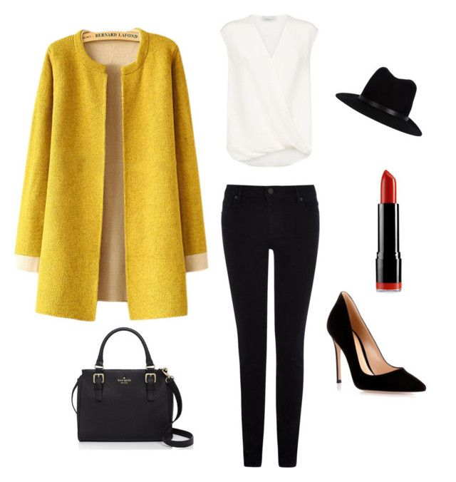 """""""Yellow 1"""" by vale-perches on Polyvore"""
