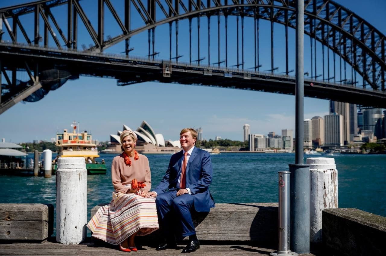 State visit Australia 2016 day 4 Sydney