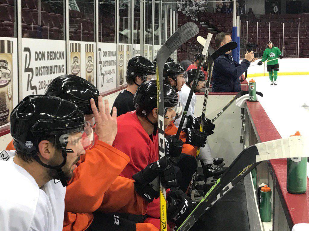 Idaho Steelheads on Twitter Hockey, Athlete, Boys