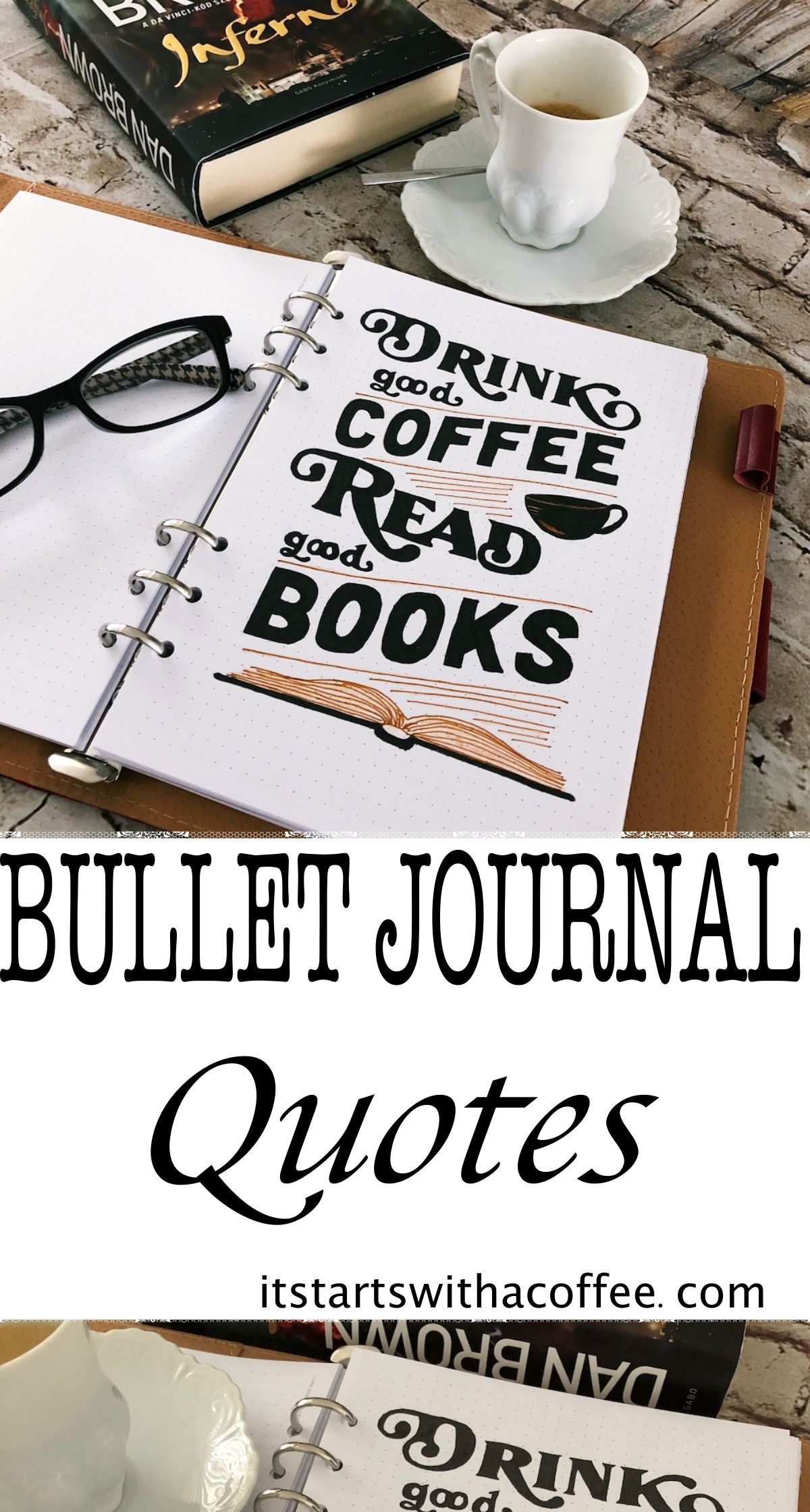 Bullet journal Quotes #quotesaboutcoffee