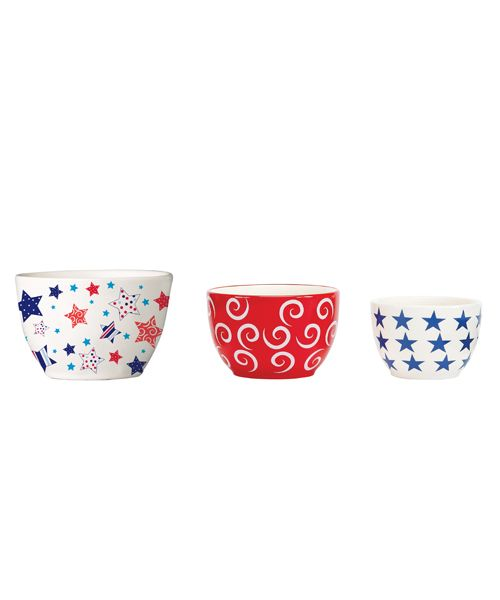 flags flying prep bowls