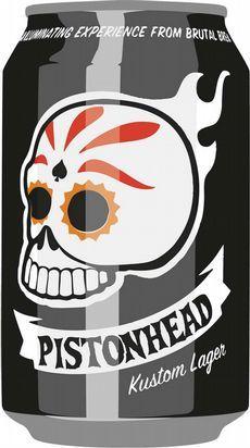Pistonhead Lager