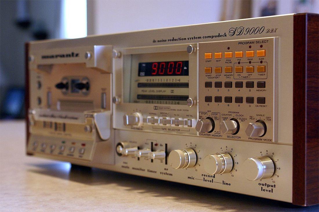 Marantz AV9000 and MM9000 power amplifier Photo #274703 - Canuck ...