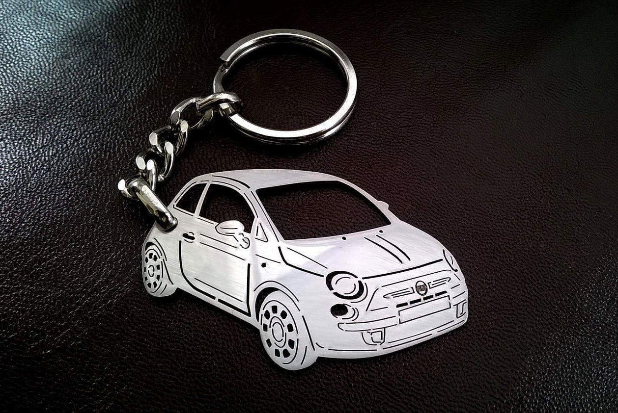 Volkswagen scirocco keychain volkswagen vw keychain vw scirocco personalized key chain custom keyring personalised keyring by especialcrafts