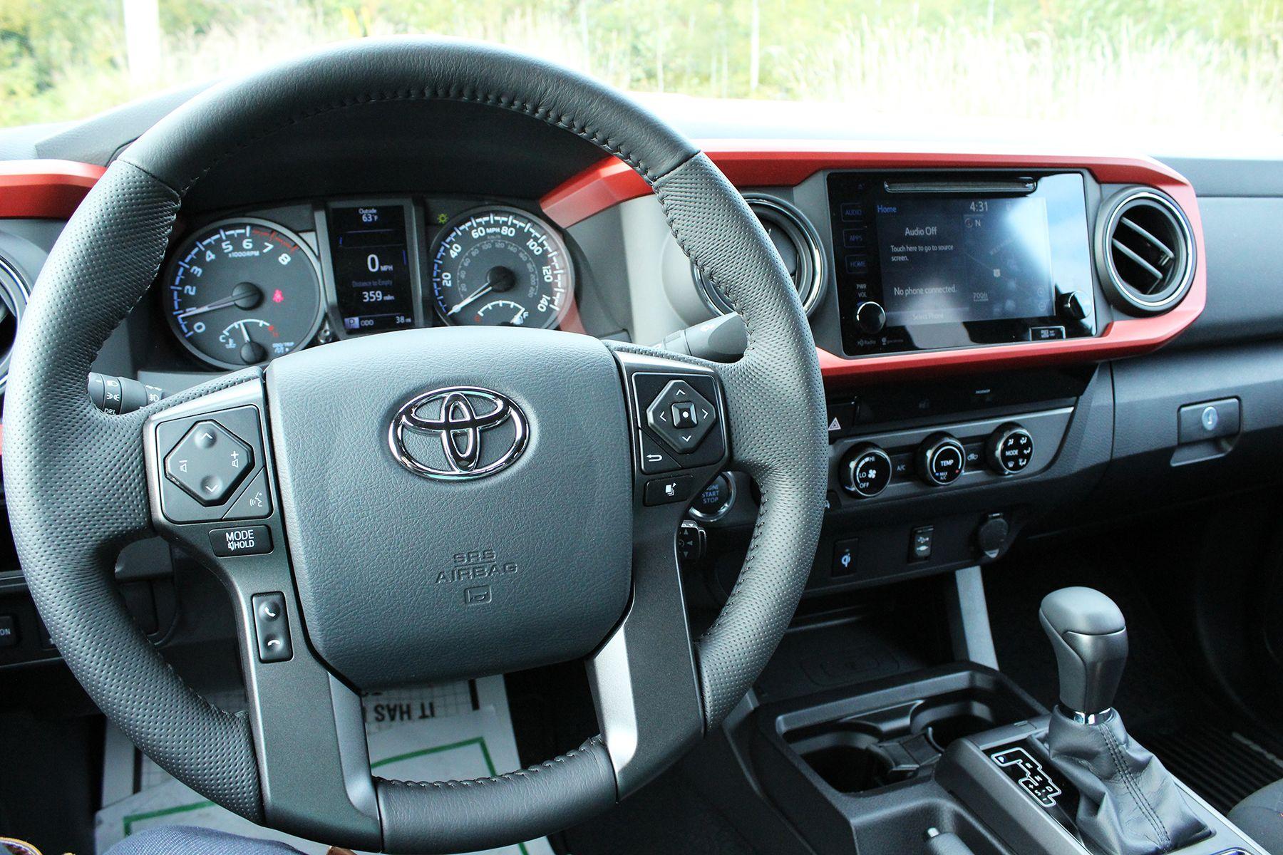 New 2016 Toyota Tacoma  Interior