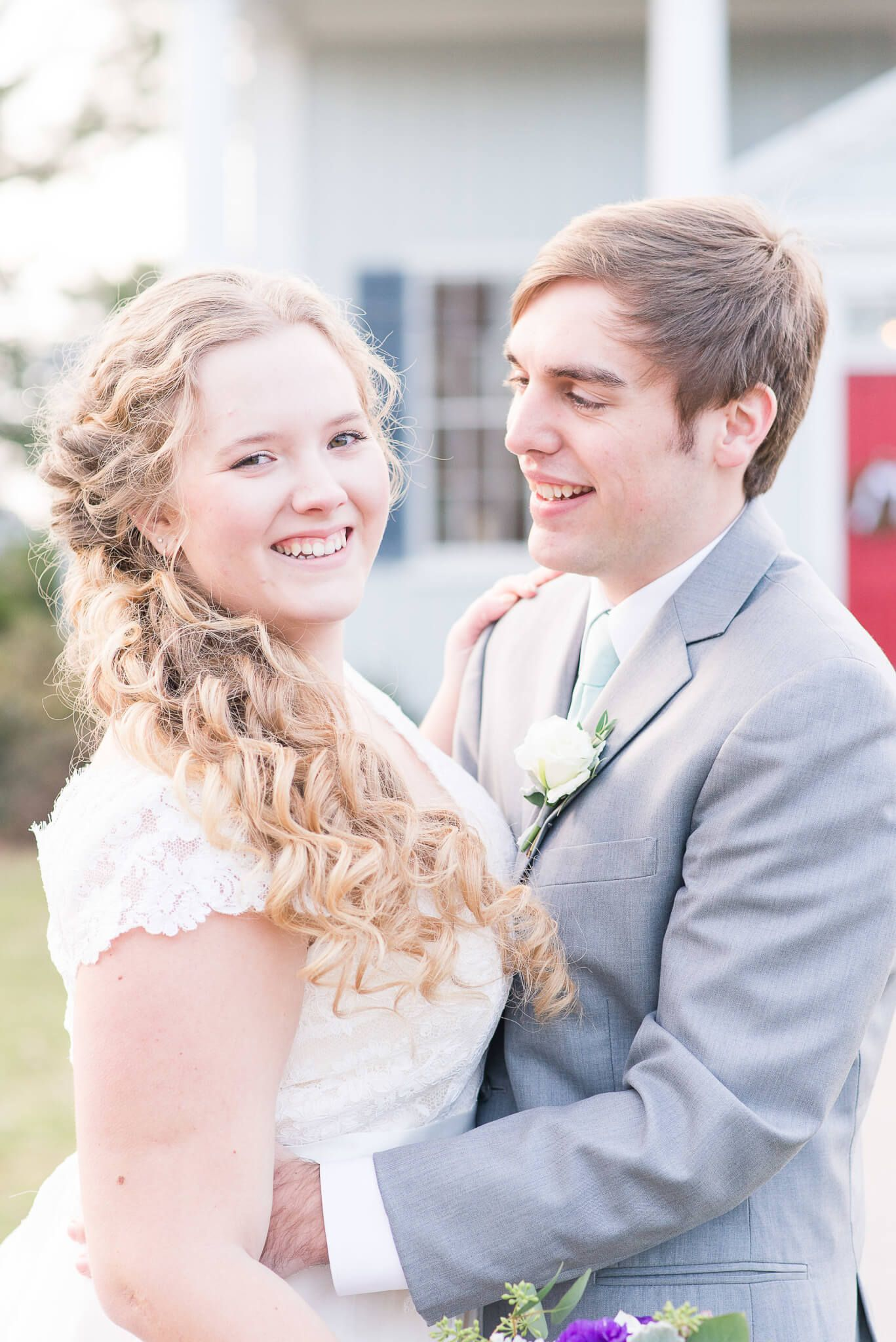 Photo of Real Richmond Wedding: Shannon and Will at Hanover Arts