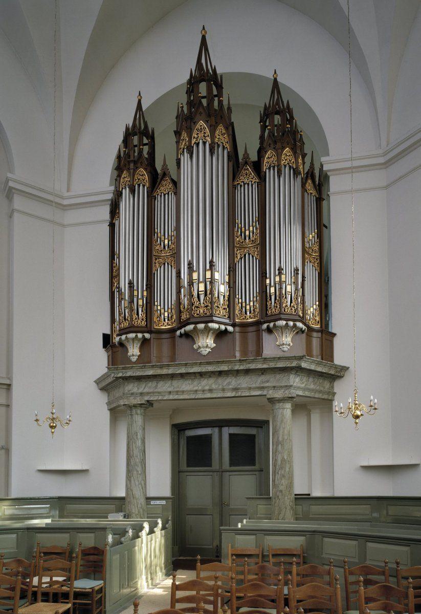 Hervormde kerk, Jhr. von Heijdenstraat 4 in Haaksbergen | uit 1854 - Rijksmonumenten.nl