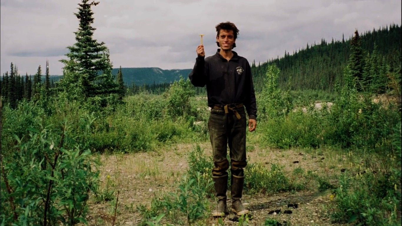 pin christopher mccandless video - photo #8