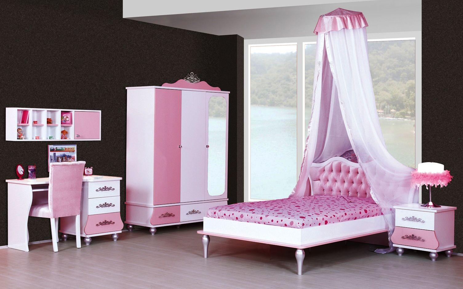 Prinses Kinderkamer Set : Meisjeskamer prinses kinderkamer prinsessenkamer romantische