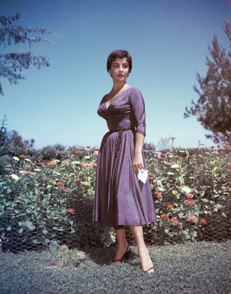How Does Only Grandson Of Hollywood Legends Elizabeth Taylor - on Fabiosa #hollywoodlegends