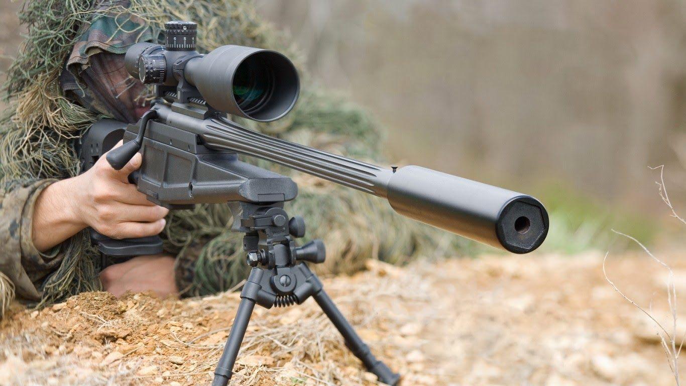 AWP Magnum Gun Wallpaper