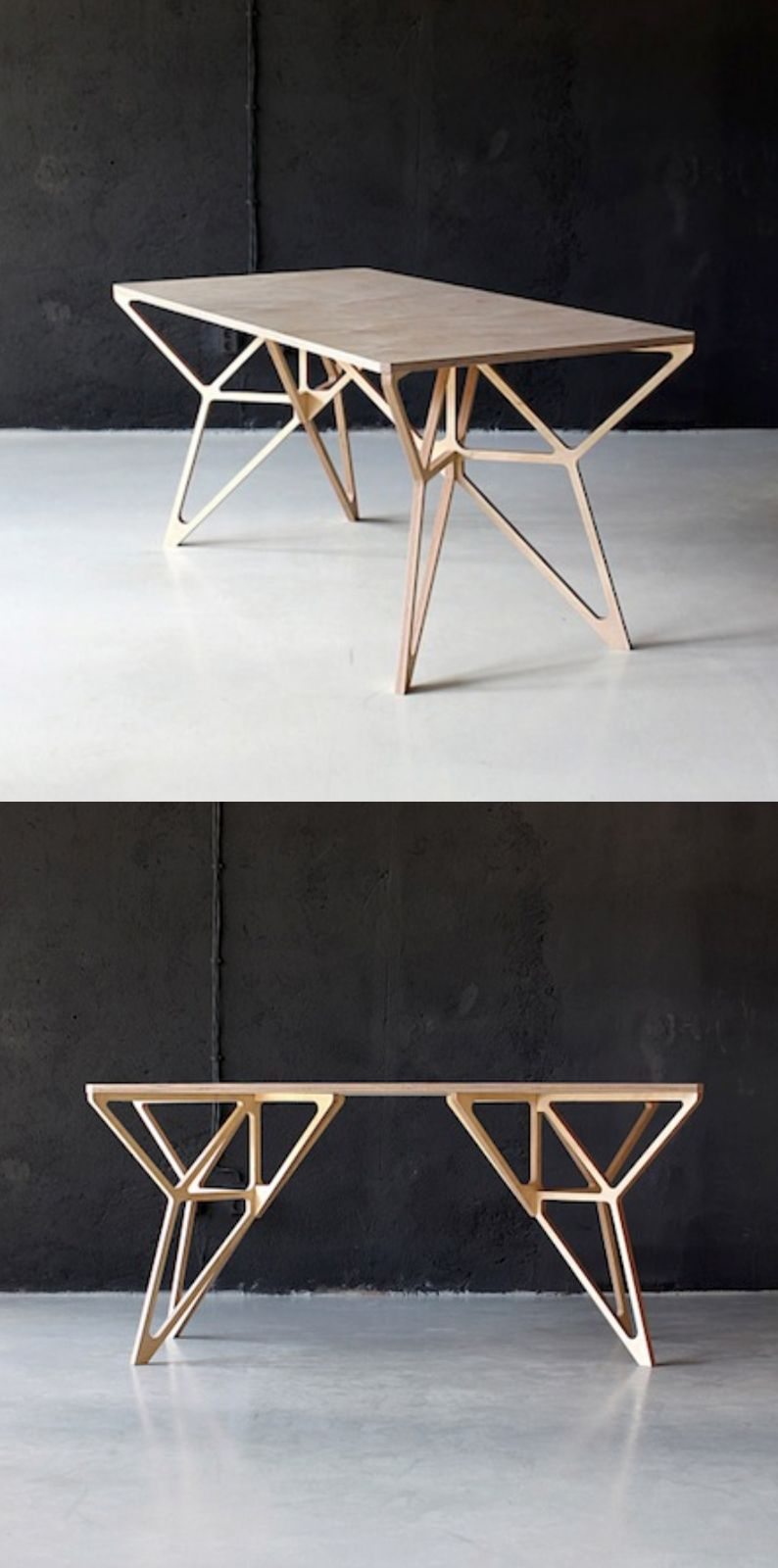 Best 25+ Geometric Furniture Ideas On Pinterest | Furniture Design,  Triangle Coffee Table And Glass Furniture