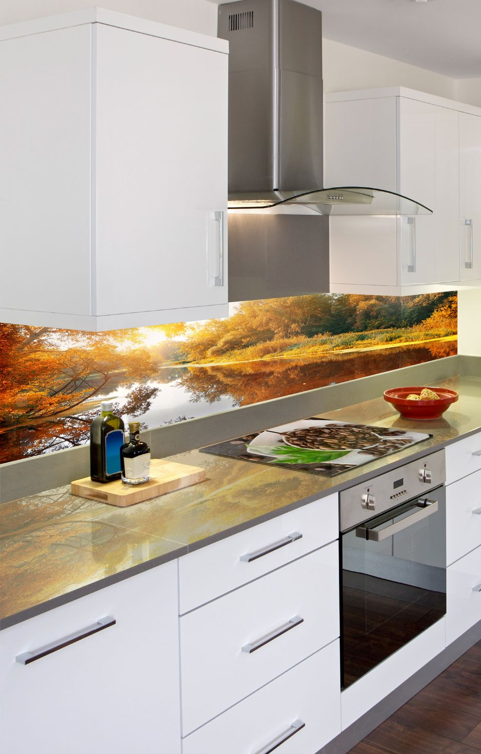 Frisch Acrylglas Spritzschutz Küche