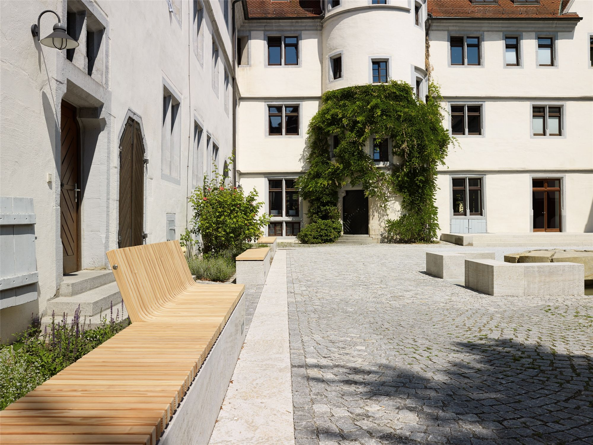 Kiel Architekten auszeichnung um und ausbau wilhelmsstift theologenkonvikt kiel