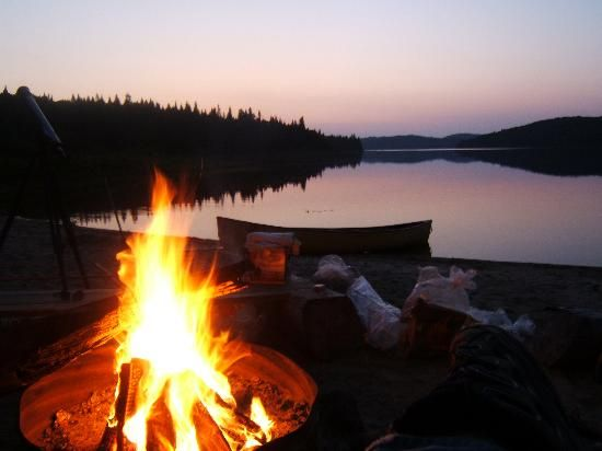 Can't wait for the summer to come and lighting up a campfire!