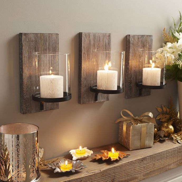 Living Room Christmas Decorations Rooms Decoration And Roomrhpinterest: Candle Wall Decorations For Living Room At Home Improvement Advice
