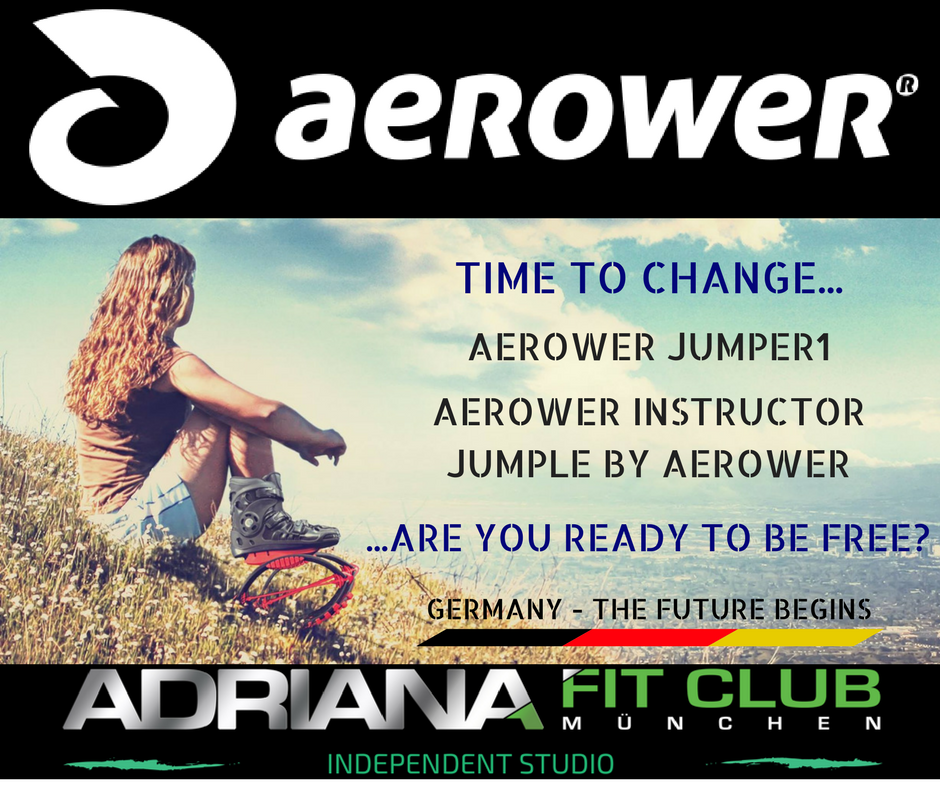 Aerower Jumper1 Training, Fit, Sport