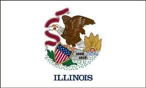 Emerging Local Government Leaders Network Innovative Local Government Networkingemerging Local Government Lead Flag Coloring Pages Illinois State State Flags