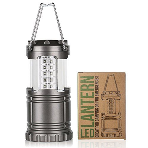 Modern Utensils Camping Ultra Bright Lightweight 30 LED Lantern ** Read more  at the image link.