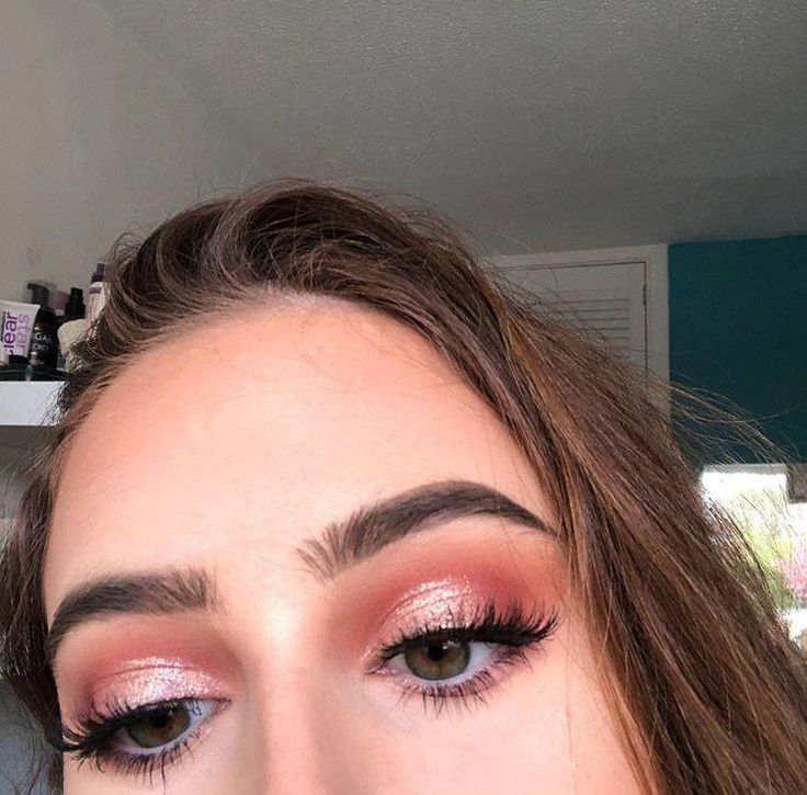 Shimmery and Natural Summer Makeup  all dolled up