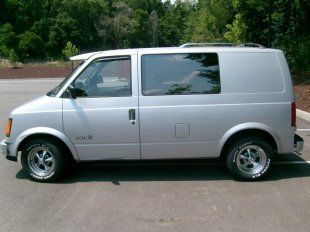 1985 Chevrolet Astro Chevy Astro Van Chevrolet Astro Astro Van