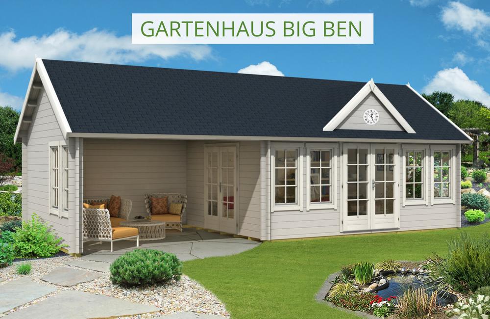 Gartenhaus ClockhouseBig Ben 70 in 2020 Gartenhaus