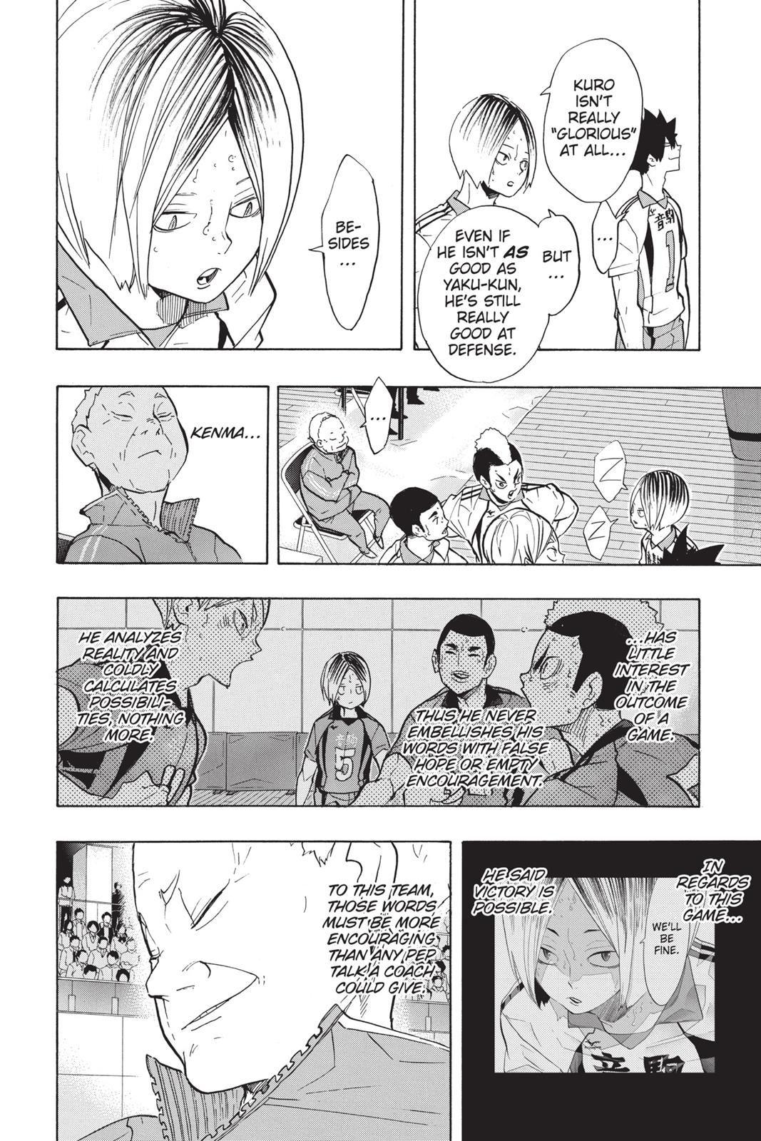 Haikyuu chapter 200 read haikyuu manga online