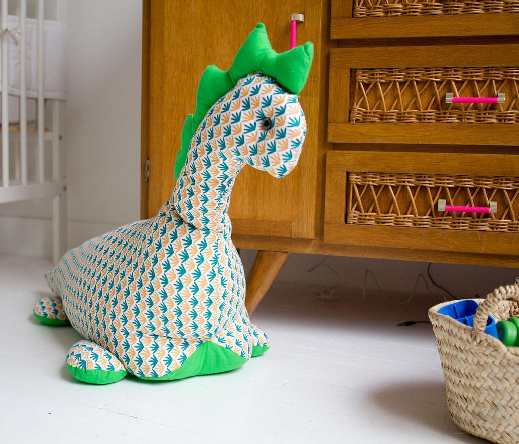 DIY le dinosaure géant Dinosaure, Jouets diy, Diy
