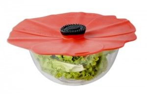 @ Hallmark,  POPPY Silicone Lids From Charles Viancin! Well designed, Colorful and very Functional.