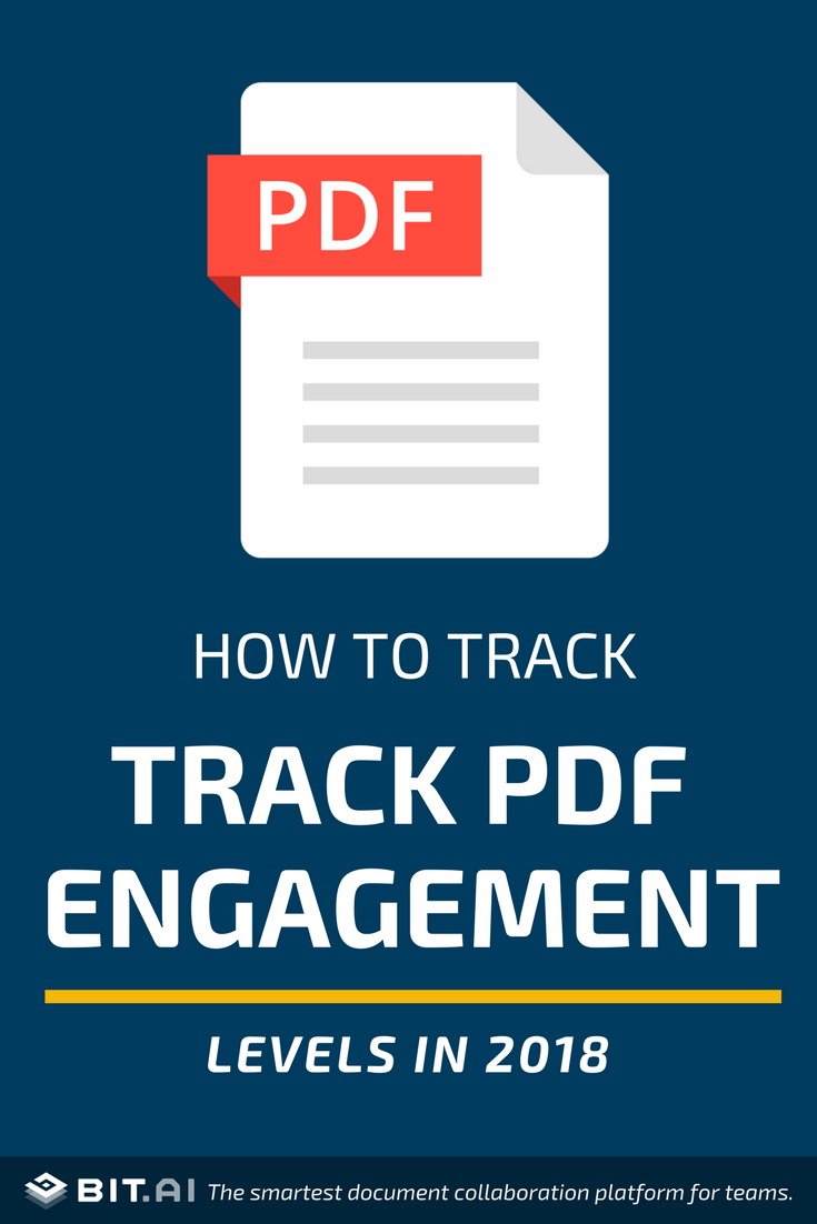 How To Track Pdf Engagement Levels In 2020 With Images Pdf