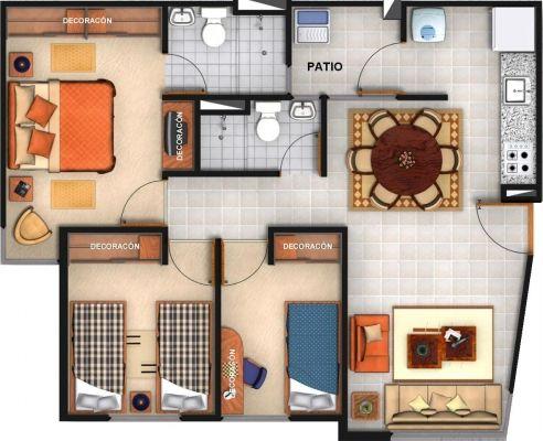 Tintal vendo apartamento nuevo bogot nueva castilla for Apartamentos nuevos en bogota