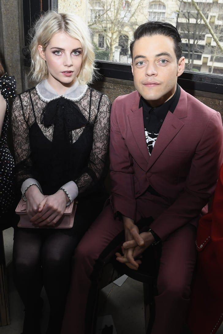 Photographic Proof That Rami Malek and Lucy Boynton are One of 2019's Cutest Couples