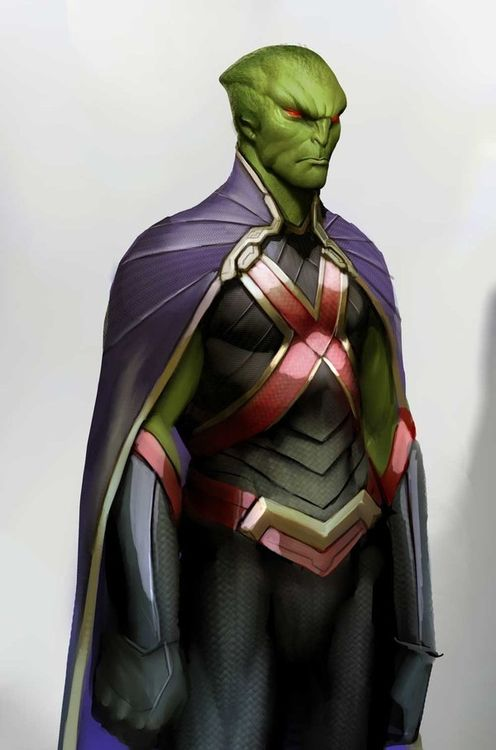 J'onn J'onnz/John Jones/Martian Manhunter/Powers-Superhuman Strength