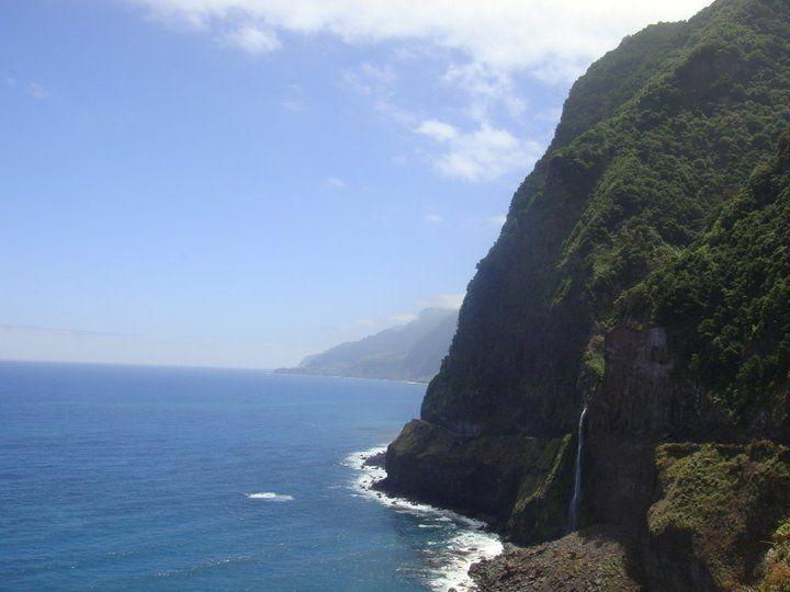 Véu da Noiva - Madeira