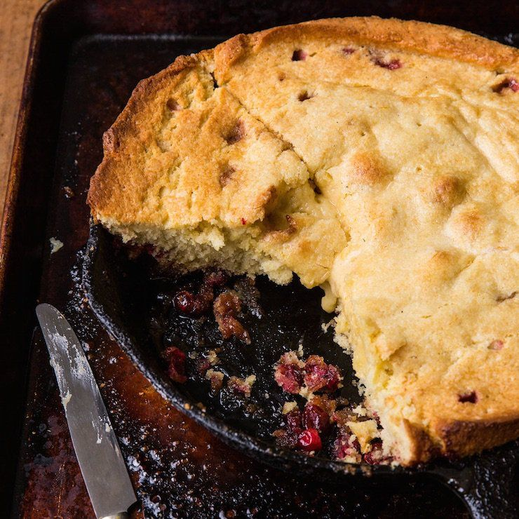 5 simple meals you can make in a castiron skillet food
