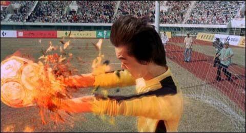 Shaolin Soccer Shaolin Soccer Movie Special Effects Soccer