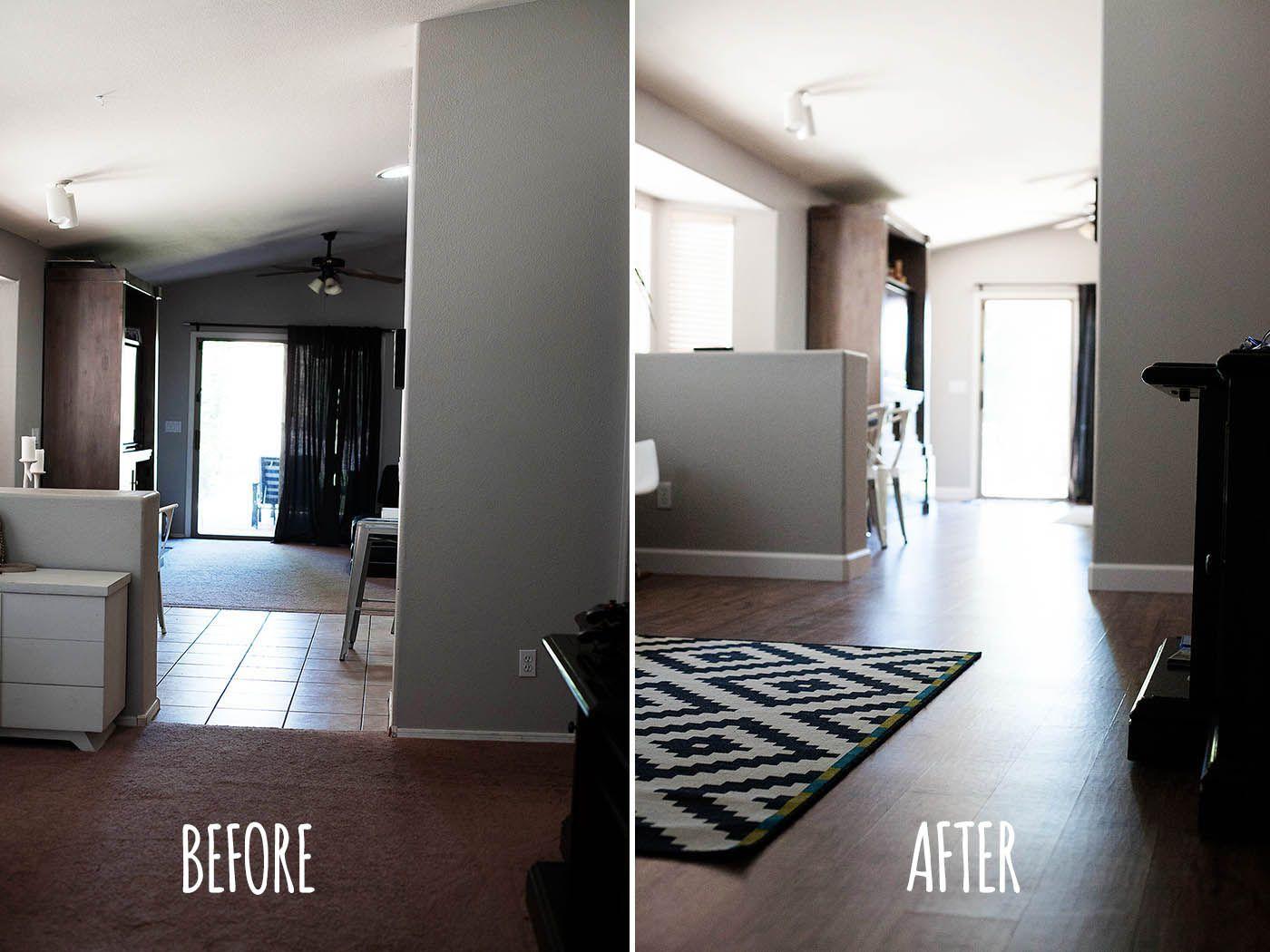 New Floors! Shaw Floors Resilient Vinyl Vinyl plank