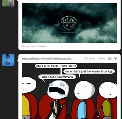 Harry Potter fans, though.