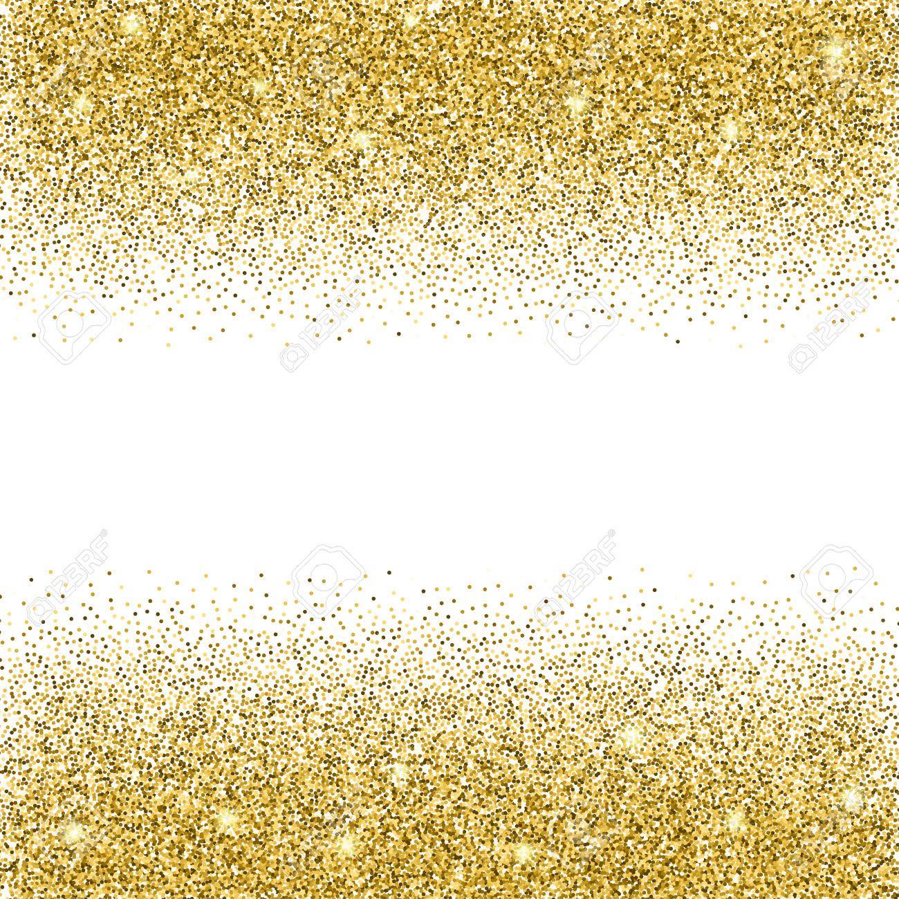 50537981 gold glitter background gold sparkles on white background 50537981 gold glitter background gold sparkles on white stopboris Images