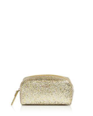 Kate Spade New York Glitter Bug Ezra Cosmetic Case Bloomingdales