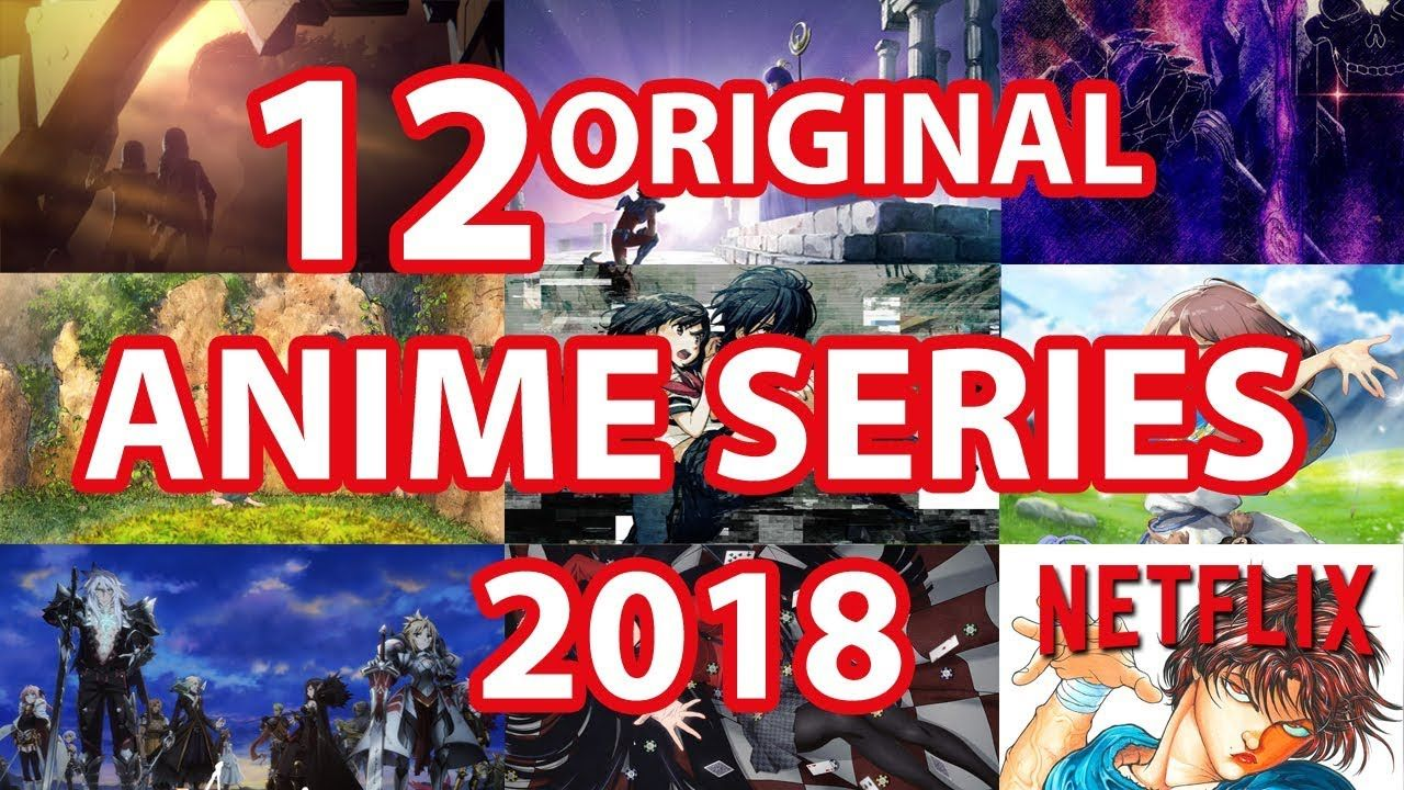 anime on netflix rating Best anime shows, Netflix anime