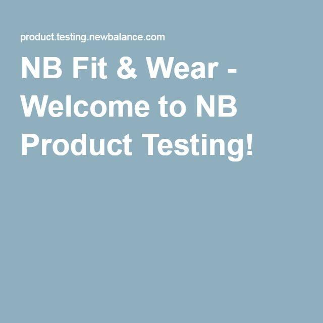 Free New Balance Shoe Product Testing Free Product Testing