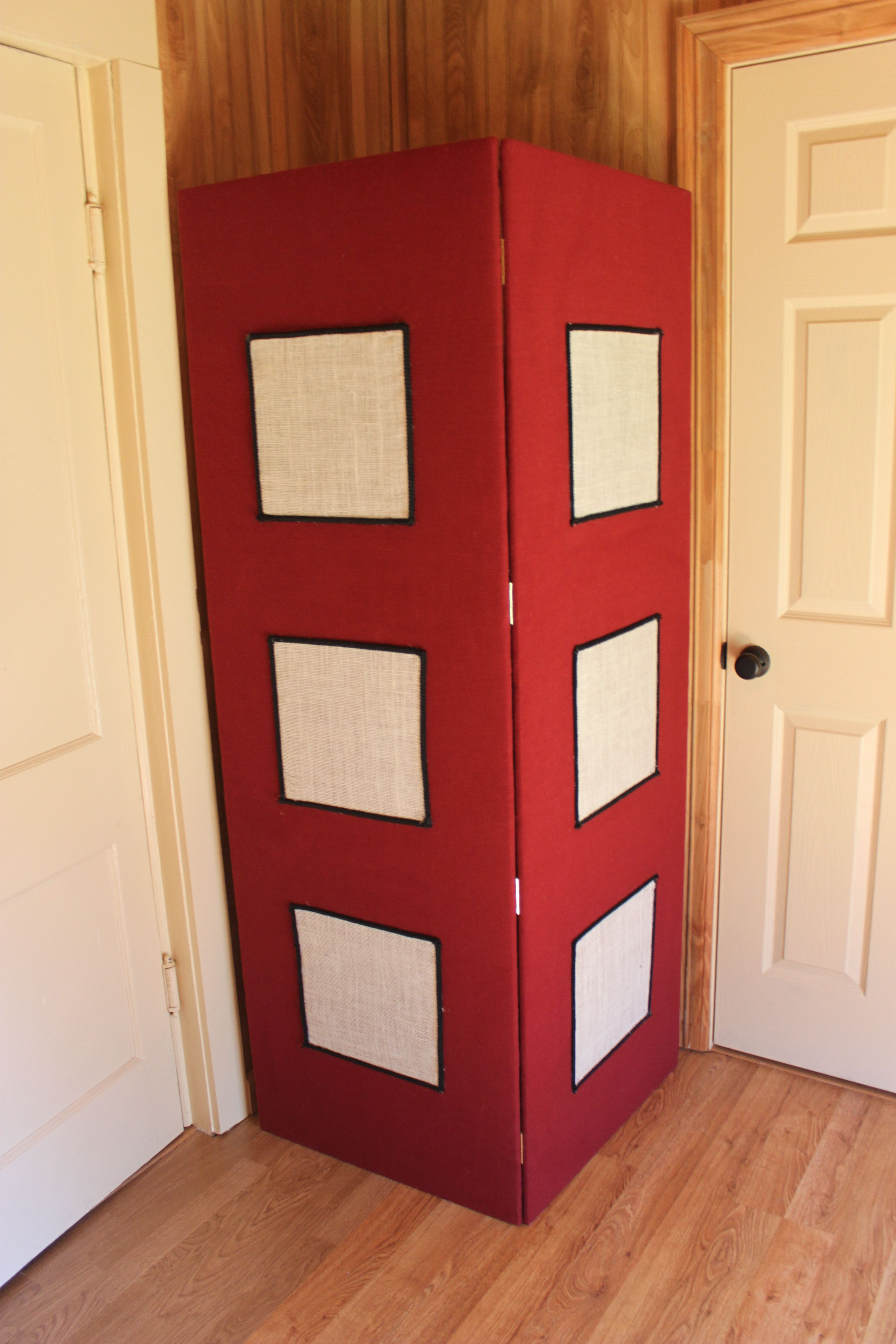 Hot Water Heater Enclosure Ideas : water, heater, enclosure, ideas, Kimberly, Metcalf, She's, Crafty, Water, Heater, Cover,