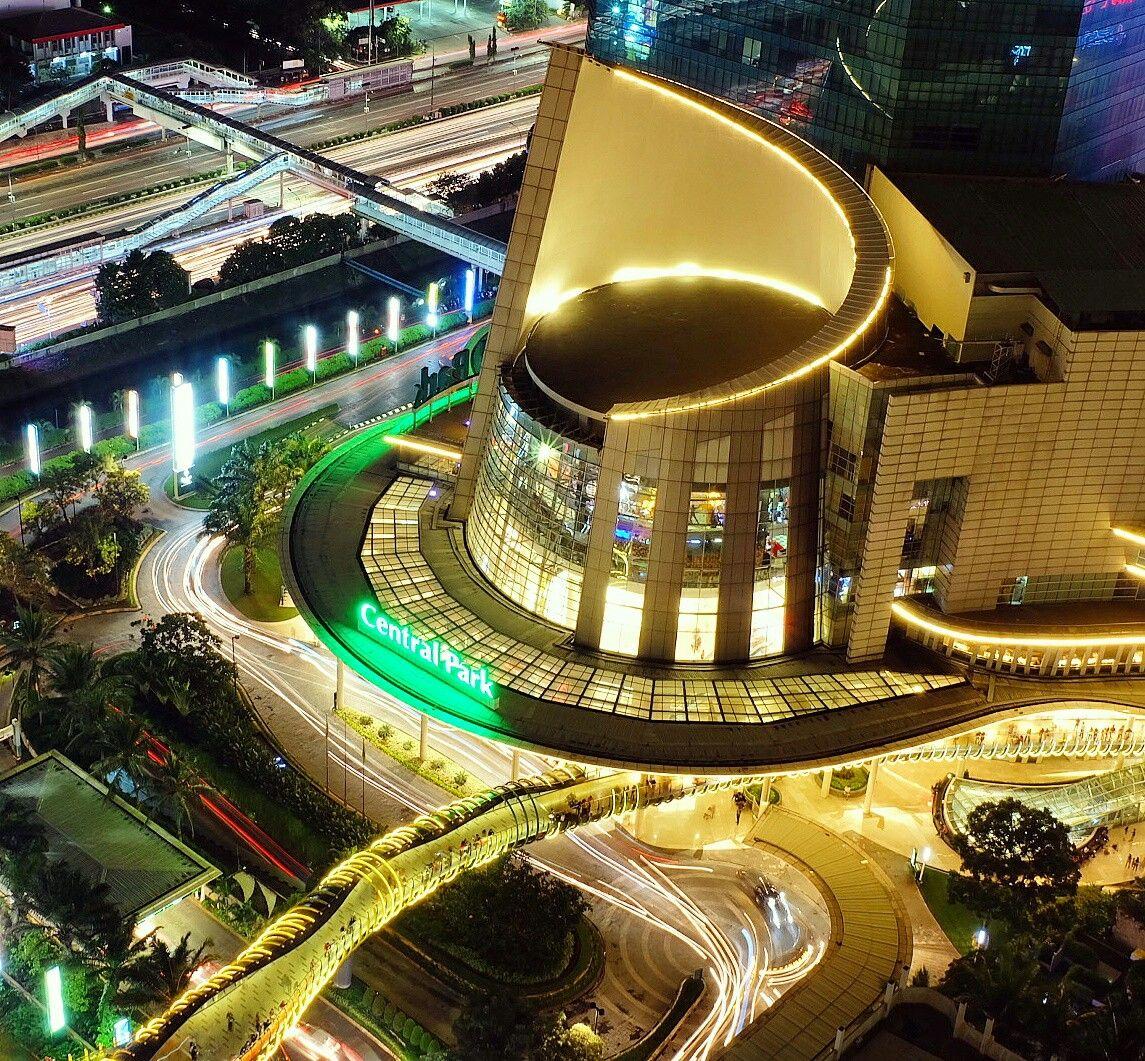 Central Park Mall Main Entrance, Jakarta