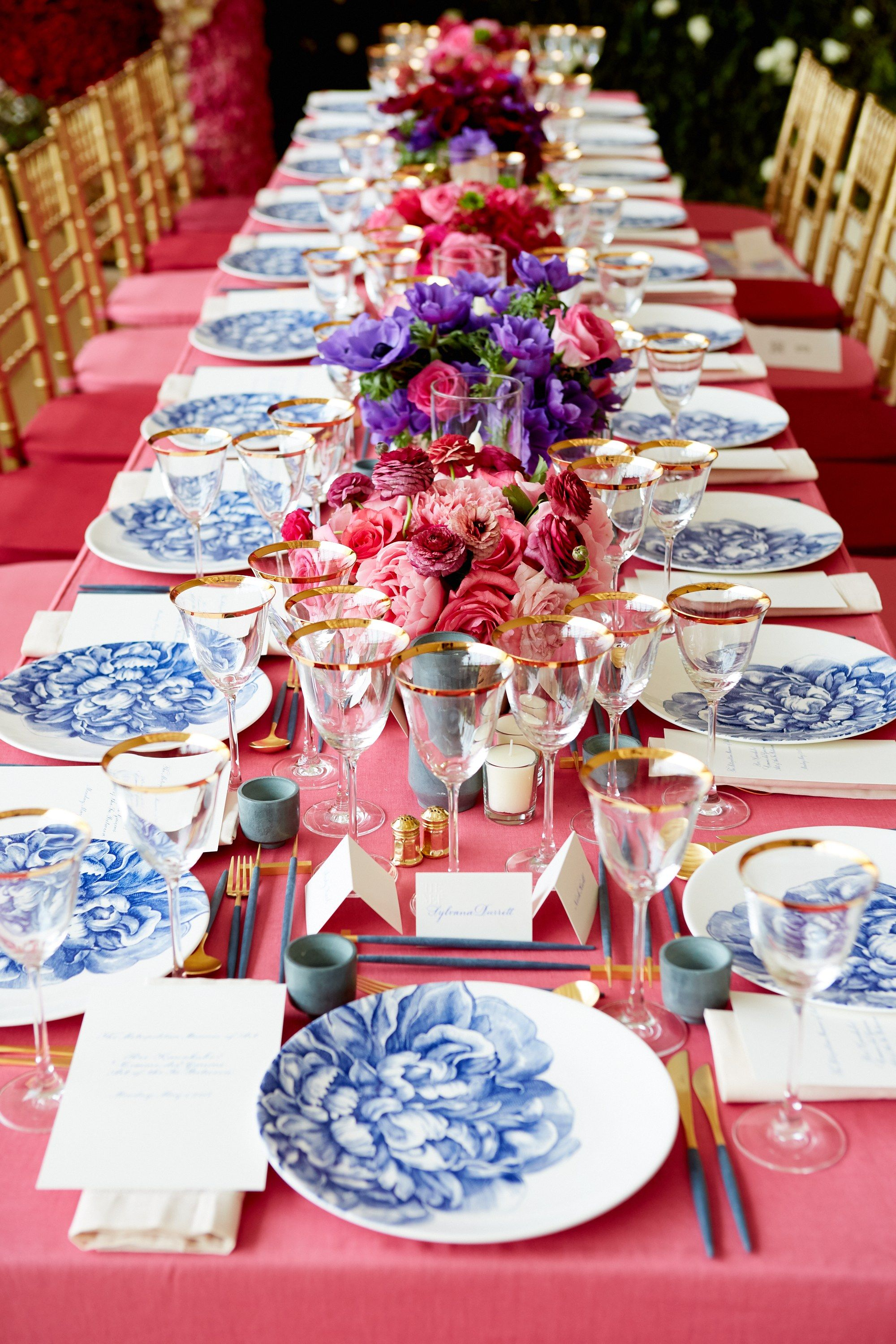 The 2017 Met Gala Tablescapes | Gala Greatness | Pinterest ...