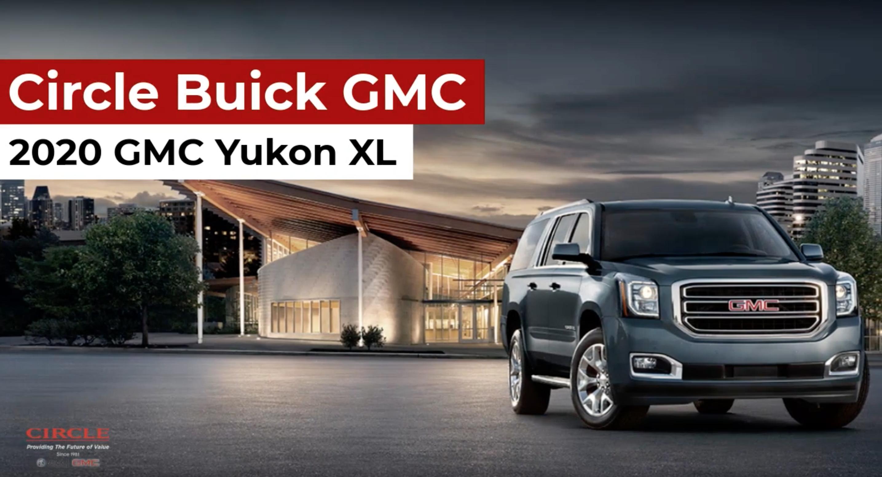 2020 Gmc Yukon Xl In 2020 Gmc Yukon Gmc Yukon Xl Buick Gmc
